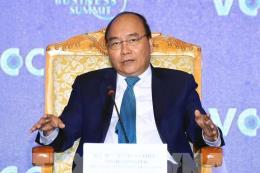Thủ tướng Nguyễn Xuân Phúc đồng chủ trì đối thoại tại VBS 2018
