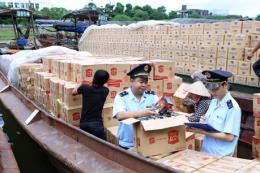 Quảng Ninh: Gian nan cuộc chiến chống buôn lậu