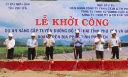 Sử dụng vốn trái phiếu Chính phủ cho dự án đường nối Phú Yên và Gia Lai