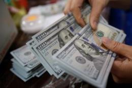 Tỷ giá VND/USD tăng mạnh