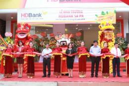 HDBank khai trương điểm giao dịch thứ 3 tại Lào Cai