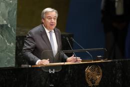 Tổng Thư ký LHQ kêu gọi Triều Tiên đóng cửa bãi thử hạt nhân