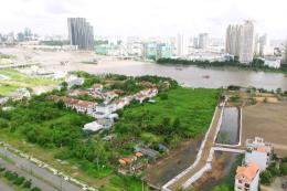 Nghịch cảnh dự án khu đô thị mới Thủ Thiêm - Bài 1: Hoán đổi đất bị thu hồi sai quy hoạch