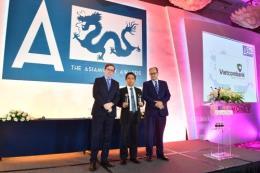 Vietcombank liên tiếp nhận nhiều giải thưởng lớn quốc tế