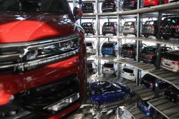 Volkswagen AG thu hẹp hoạt động tại Iran