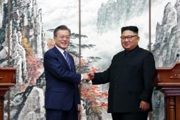 Truyền thông Triều Tiên đưa tin đậm nét về tuyên bố chung với Hàn Quốc