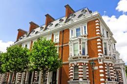 Giá nhà ở London lao dốc rất nhanh