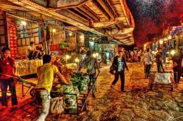 """Chủ tịch TP Hà Nội chỉ đạo điều tra việc """"bảo kê"""" tại chợ Long Biên"""