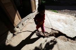 44 hộ dân ở Tìa Dình C, Điện Biên Đông cần được di dời khẩn cấp