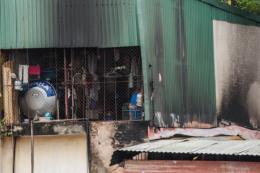 Đã xác định nguyên nhân vụ cháy nhà ở Đê La Thành làm hai người thiệt mạng