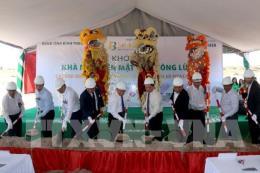 Bình Thuận: Khởi công dự án nhà máy điện mặt trời công suất 39 MW