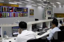 Chứng khoán ngày 8/10: VN-Index tăng hơn 5 điểm nhờ lực đẩy từ nhóm cổ phiếu ngân hàng