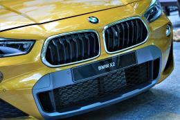 """BMW X2 mới hoàn toàn khác biệt so với những """"anh em"""" trong gia đình BMW X"""