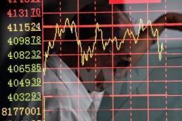 """Mối lo về triển vọng tăng trưởng kinh tế """"phủ bóng"""" lên chứng khoán châu Á"""