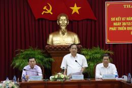 Bảy năm phát triển quận Ninh Kiều thành đô thị trung tâm của Cần Thơ