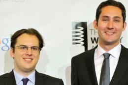 Hai nhà đồng sáng lập Instagram lần lượt từ chức
