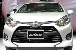 Toyota Việt Nam ra mắt 3 mẫu xe Wigo, Avanza và Rush với giá cạnh tranh