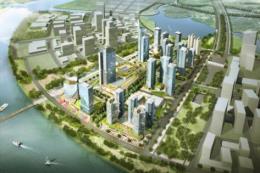 """30 năm thu hút FDI - Bài 1: """"hấp dẫn"""" bất động sản Thành phố Hồ Chí Minh"""