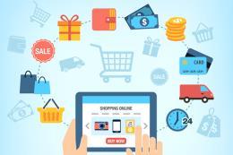 Xử lý thông tin Thông tấn xã Việt Nam nêu về thuế thương mại điện tử