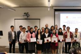 Giới khoa học Việt Nam tại Australia đóng góp ý tưởng nghiên cứu và đổi mới sáng tạo
