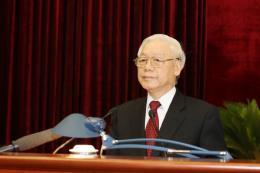 Hội nghị Trung ương 8 khóa XII: Phát biểu bế mạc của Tổng Bí thư
