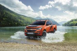 GM Việt Nam ra mắt xe bán tải Colorado Storm phiên bản giới hạn