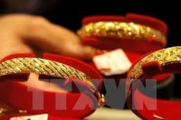 Giá vàng châu Á ngày 10/10 dao động trong biên độ hẹp