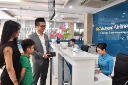 Lần đầu tiên có dịch vụ làm thủ tục hành khách, hành lý ngoài sân bay