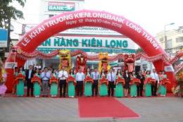 Kienlongbank mở rộng mạng lưới hoạt động ở Bình Định và Đồng Nai