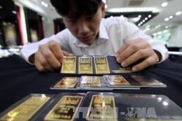 Giá vàng kỳ hạn tăng tuần thứ hai liên tiếp
