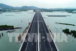 Xem xét điều chỉnh tốc độ tuyến cao tốc Hạ Long - Hải Phòng