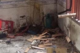 Điều tra vụ nổ lúc nửa đêm ở nhà Chủ tịch UBND xã Đồng Hợp, Nghệ An
