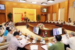 Bổ nhiệm, phê chuẩn nhân sự hai cơ quan của Quốc hội