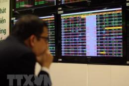 Chứng khoán ngày 22/10: Vn-Index giảm gần 5 điểm