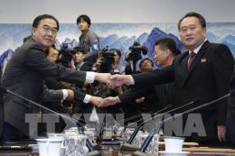 Hàn Quốc và Triều Tiên sẽ khởi động dự án đường sắt và đường bộ xuyên biên giới
