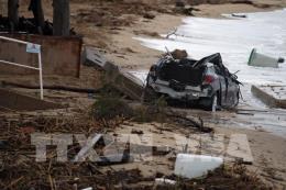 Pháp: Ít nhất 13 người đã thiệt mạng sau trận mưa