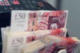 Tỷ giá đồng bảng Anh giảm