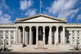 Thâm hụt ngân sách Mỹ lên mức cao nhất trong 6 năm
