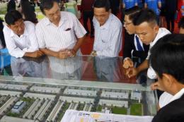 Tạm ngừng huy động vốn dự án phát triển nhà ở thương mại An Sinh