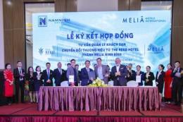 Meliá Hotels International phát triển hệ thống khách sạn quốc tế tại Ninh Bình