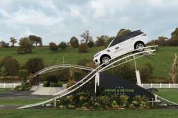 Land Rover sẽ tổ chức chương trình trải nghiệm off-road tại VMS 2018
