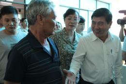 Lãnh đạo TP. Hồ Chí Minh đối thoại với các hộ dân bị thu hồi nhà, đất sai