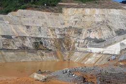 Lịch dự kiến tích nước trở lại hồ chứa thủy điện Sông Bung 2