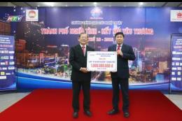 HDBank đồng hành cùng Quỹ vì người nghèo Tp. Hồ Chí Minh