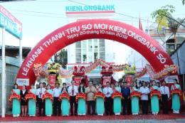Khánh thành trụ sở mới Kienlongbank PGD Số 4 tại Kiên Giang