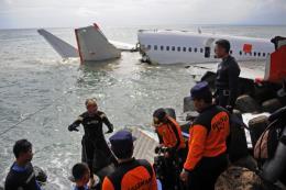 Lion Air nối lại chiến dịch tìm kiếm hộp đen thứ hai máy bay gặp nạn