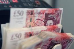 Giá đồng bảng Anh giảm mạnh