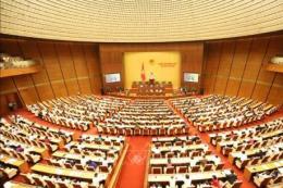 Quốc hội thông qua Nghị quyết về kế hoạch phát triển kinh tế - xã hội năm 2019