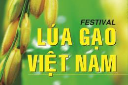 Sắp diễn ra Festival Lúa gạo Việt Nam lần 3