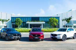 Giá xe Mazda tháng 11/2018 cùng ưu đãi của nhà sản xuất